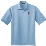 KF1048 - NIKE Dri-Fit Pebble Texture Polo