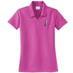 KF1068 - Nike Golf Ladies Dri-Fit Micro Pique Polo