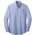 KF1109 -  Port Authority® Crosshatch Easy Care Shirt