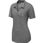 KF1112 -  Sport-Tek ® Ladies PosiCharge ® Tri-Blend Wicking Polo