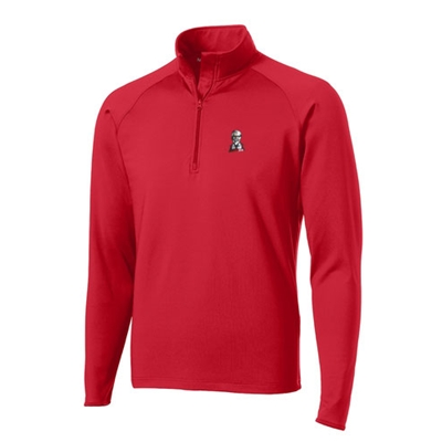 KF1101 -  Port Authority® Vertical Texture 1/4-Zip Pullover