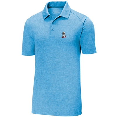 KF1111 -  Sport-Tek ® PosiCharge ® Tri-Blend Wicking Polo