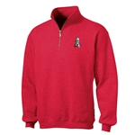 KF1052 - 1/4 Zip Sweatshirt